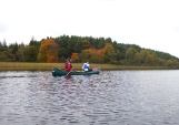 Lough MacNean, very first BIG DAYS OUT IN LEITRIM event ADVENTURE GENTLY, guided canoe tours