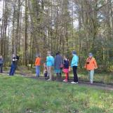 Nature lovers with Leitrim Landscapes Guided Walks on film