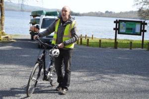 Filming, cycling, canoeing and foraging, Francie can do it all!