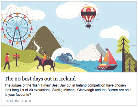 Ireland's Best Day Out